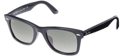 RAY-BAN RB2140F 901/32 Shiny Black
