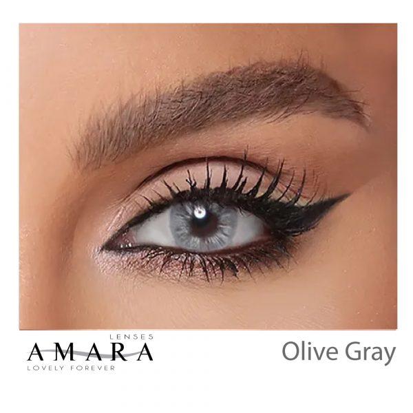 Olive-Gray