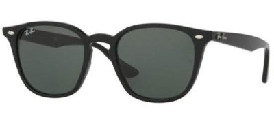 RAY-BAN RB4258 601/71 Black/G-15 Classic Green